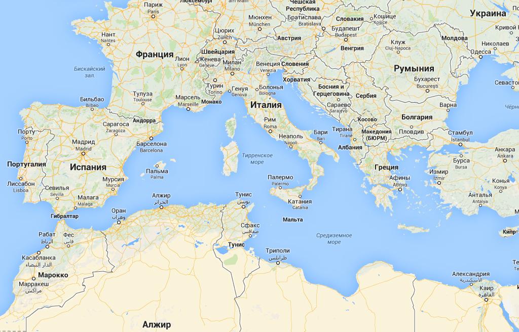 сахарское-море