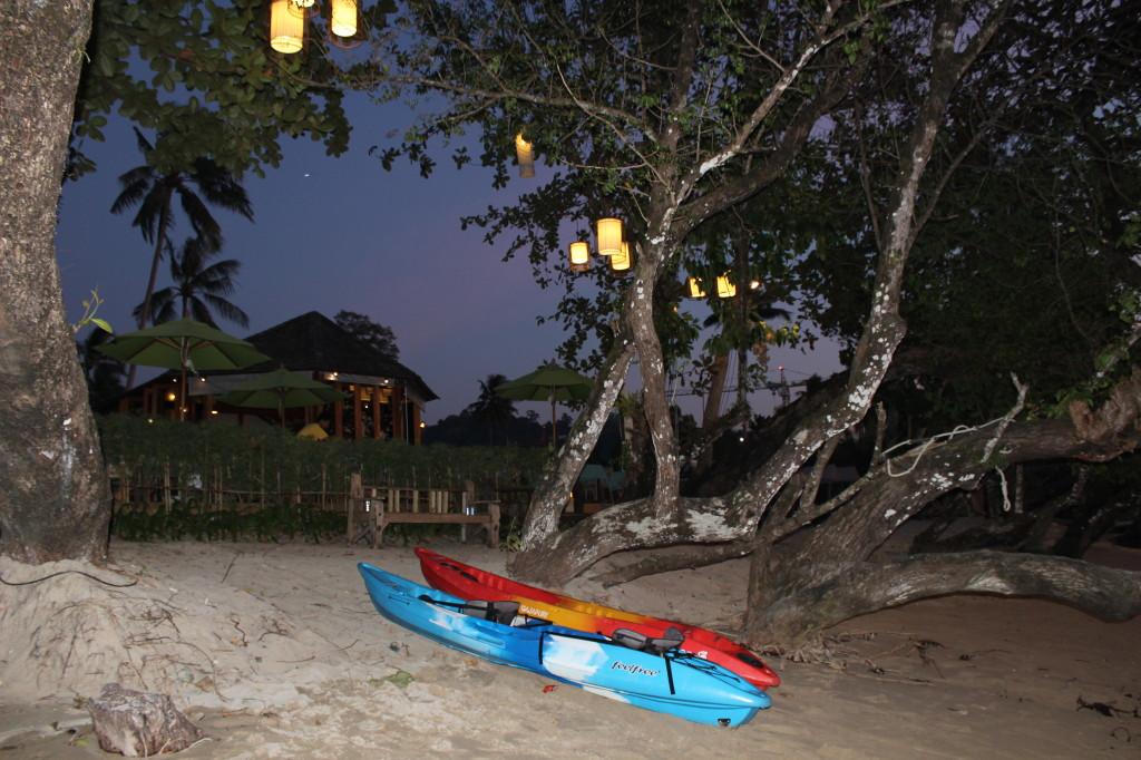 каяк в таиланде