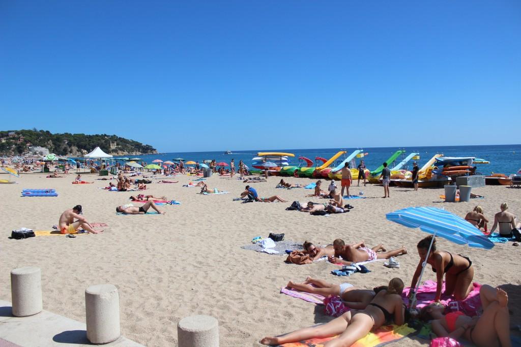 пляж Льорета