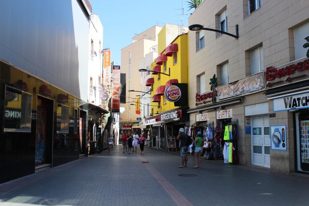 торговая улица Льорета