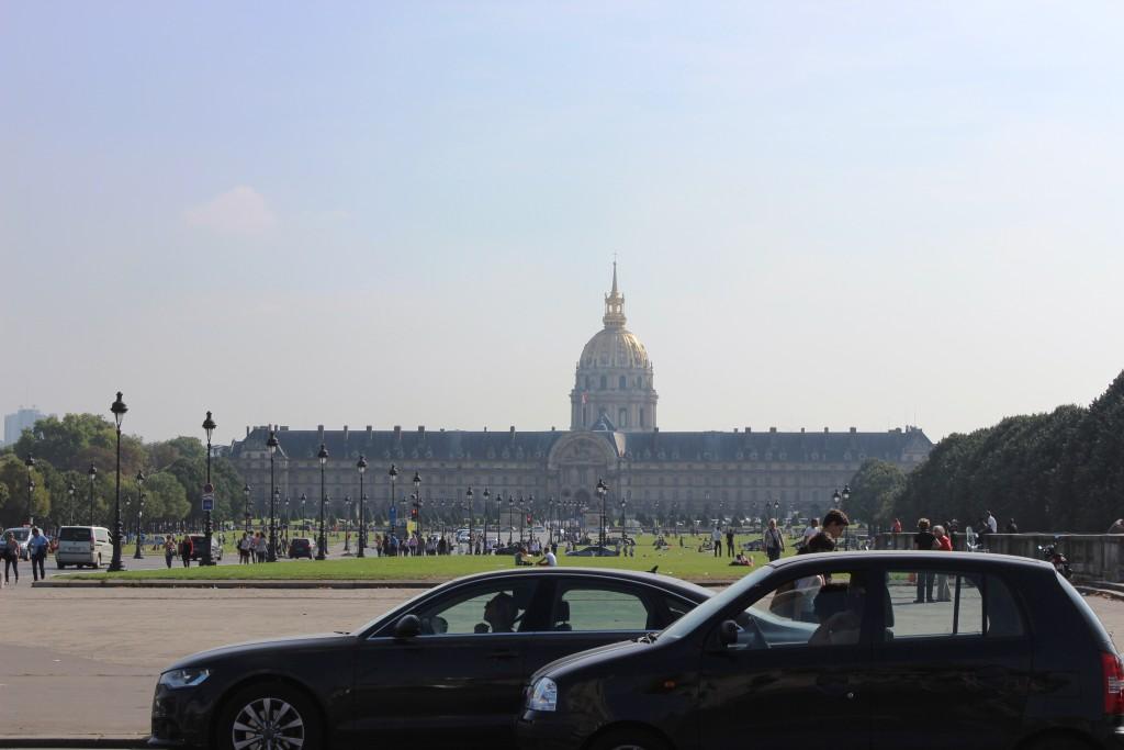 дом инвалидов, париж