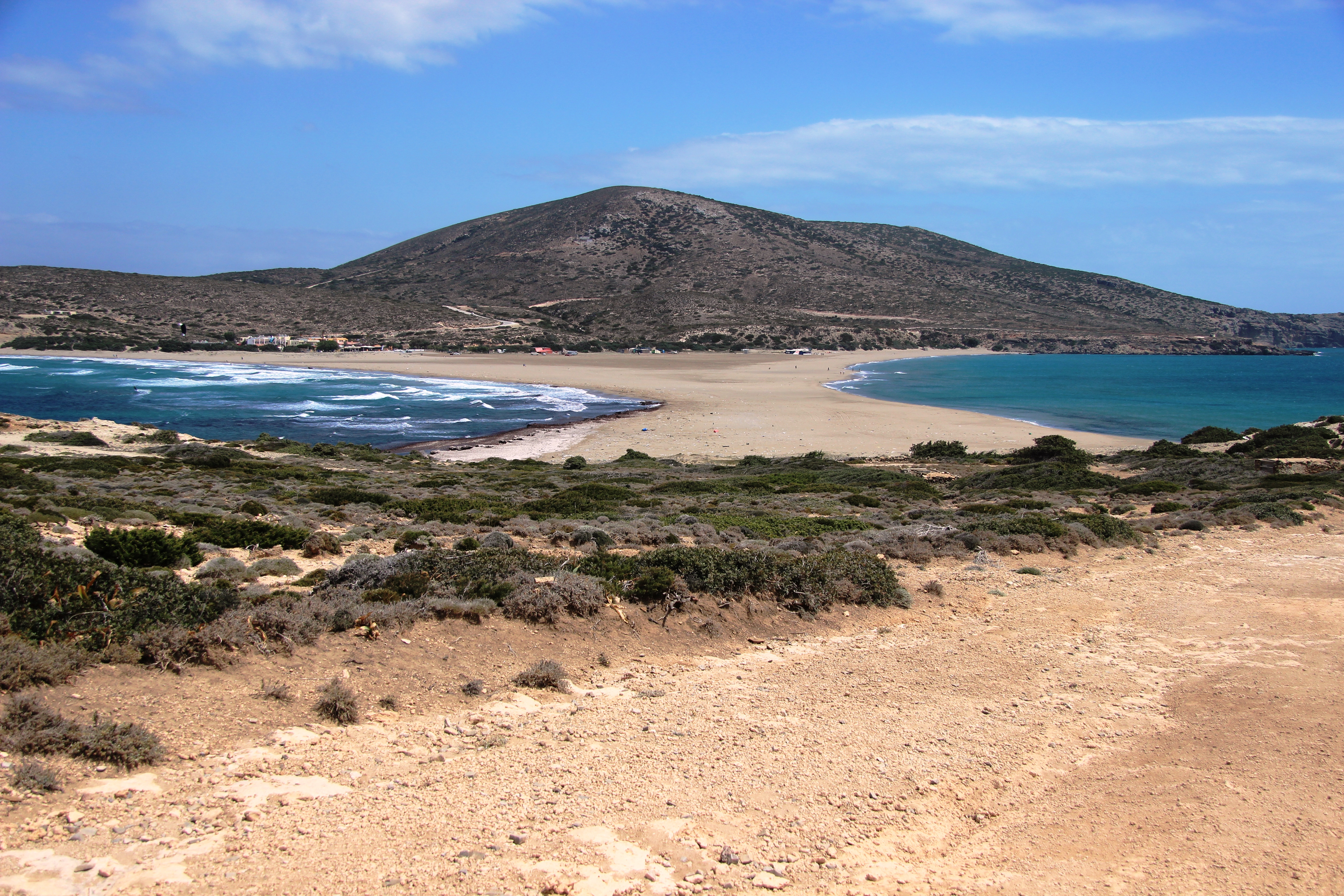остров просонисос