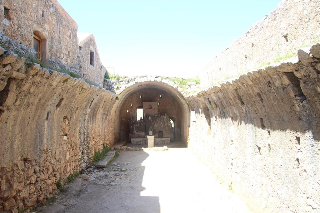 Монастырь Аркади на Крите, экскурсия